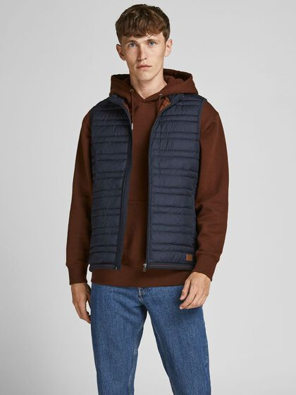 RECYCLED POLYESTER GILET