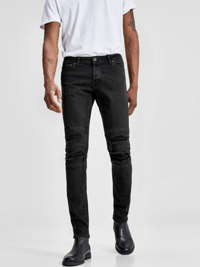 JJIGLENN JJDUST AM 657 STS SLIM FIT JEANS