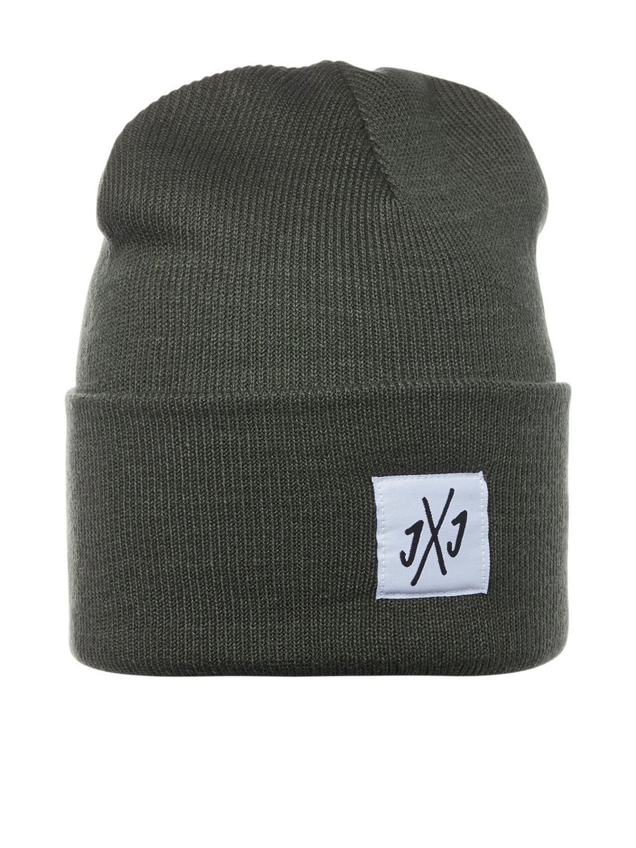 JACK & JONES Everyday Beanie Men green