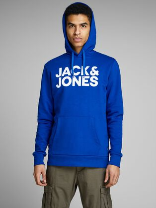 b719432282769 Sweatshirts For Men: Black, White, Grey & More | JACK & JONES