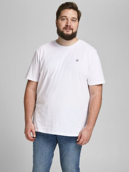 5-PACK PLUS SIZE T-SHIRT