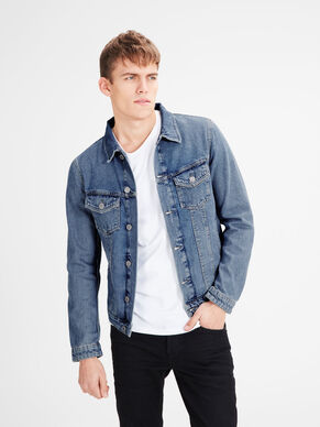 JJIALVIN JJJACKET JOS 299 NOOS DENIM JACKET