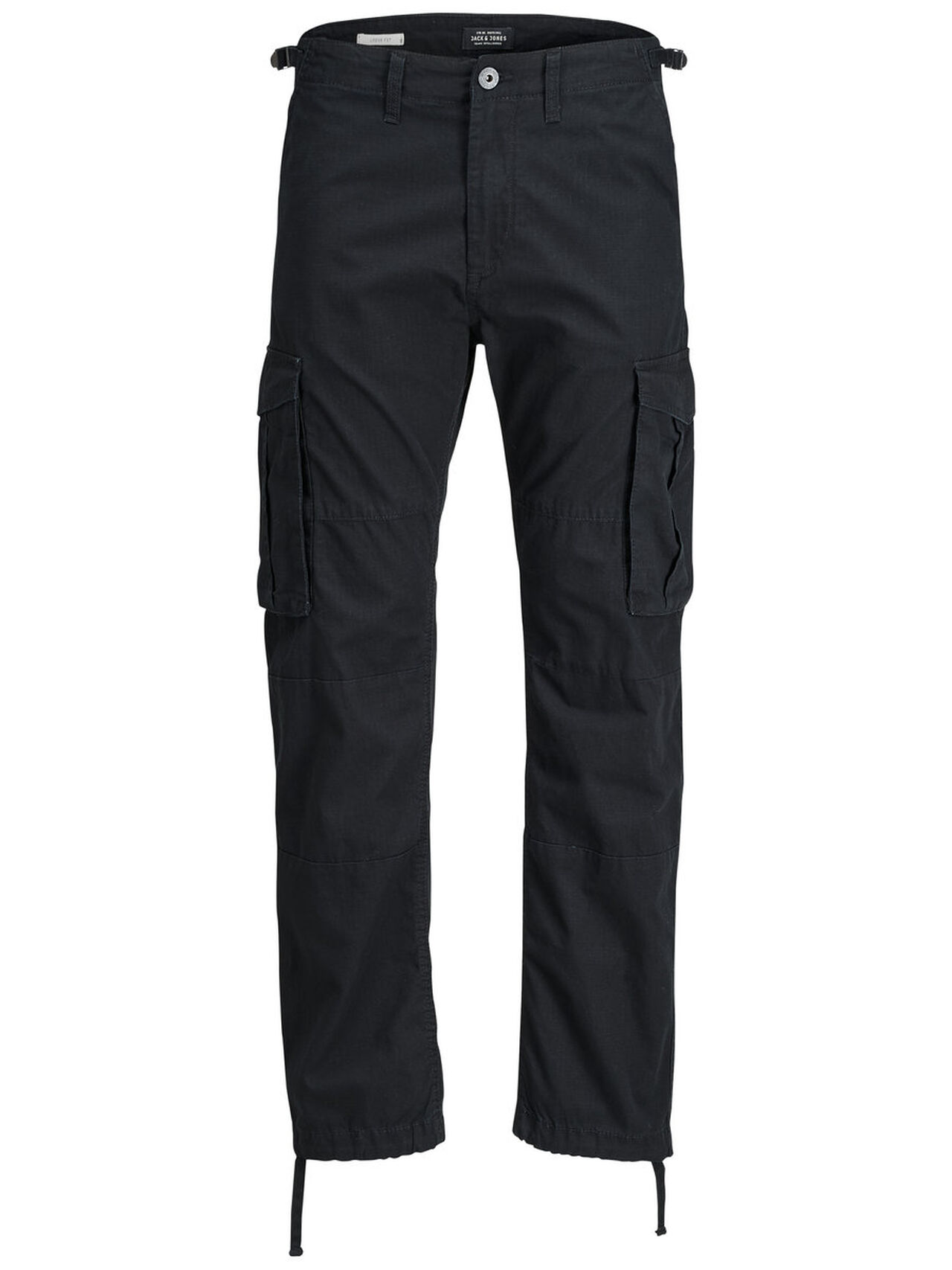 JACK & JONES Anakin Cargo Akm 361 Cargo Pants Men Black