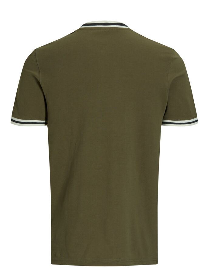 ZIPPÉ T-SHIRT, Capers, large