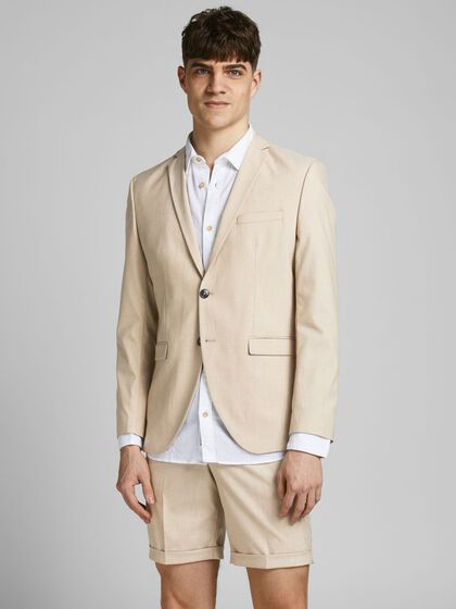 SUPER SLIM FIT BLAZER