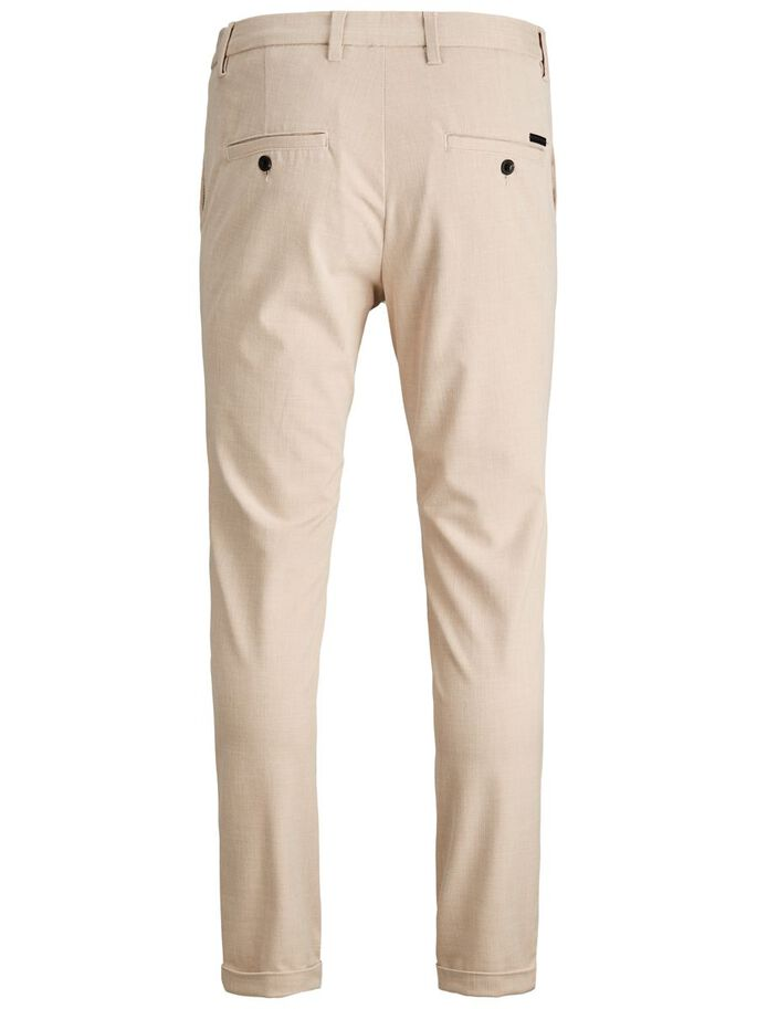 MARCO CONNOR AKM CHINOS, Beige, large