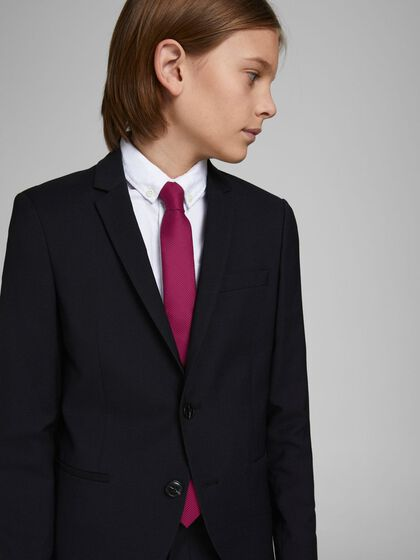 BOYS RECYCLED POLYESTER TIE