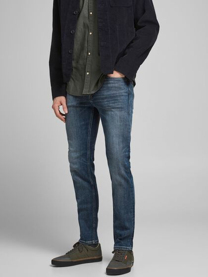 TIM ORIGINAL AM 620 JEANS À COUPE SLIM/STRAIGHT
