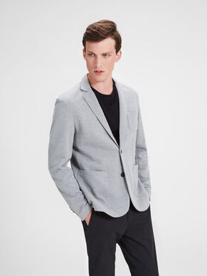 DI TENDENZA BLAZER IN FELPA