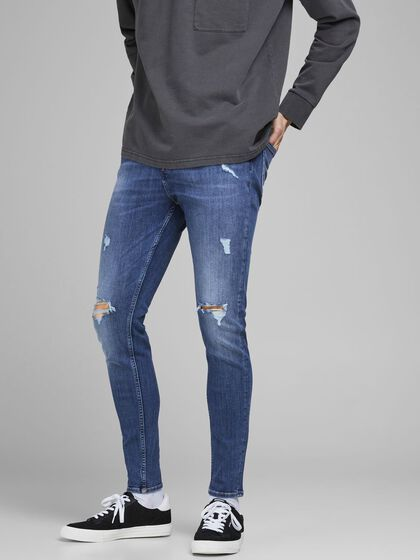 PETE ORIGINAL CJ 296 SKINNY JEAN COUPE FUSELÉE