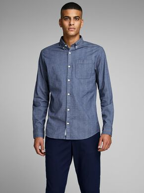 051c9cda9749 Herrenhemden   Button Down Hemden   mehr   JACK   JONES