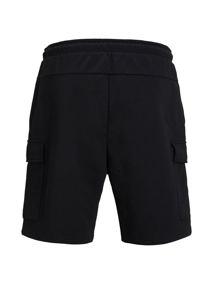 AIR CARGO SVETARISHORTSIT, Black, large