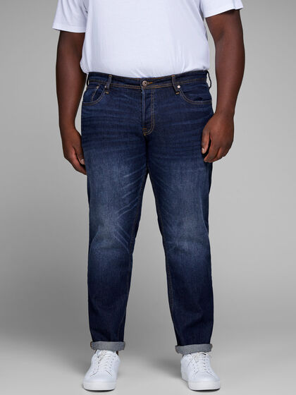 GLENN ORIGINAL CR 006 PS PLUS SIZE SLIM FIT JEANS