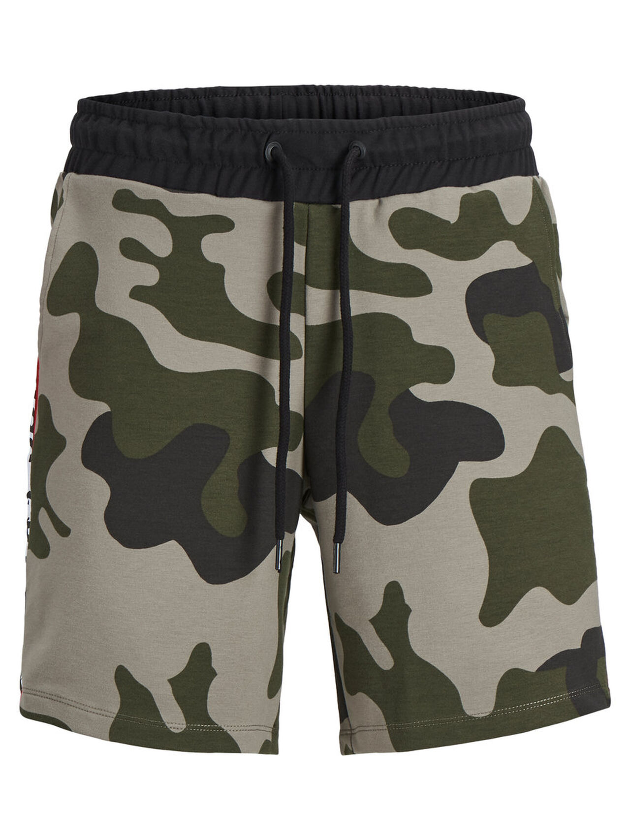 Camo Sweat Shorts