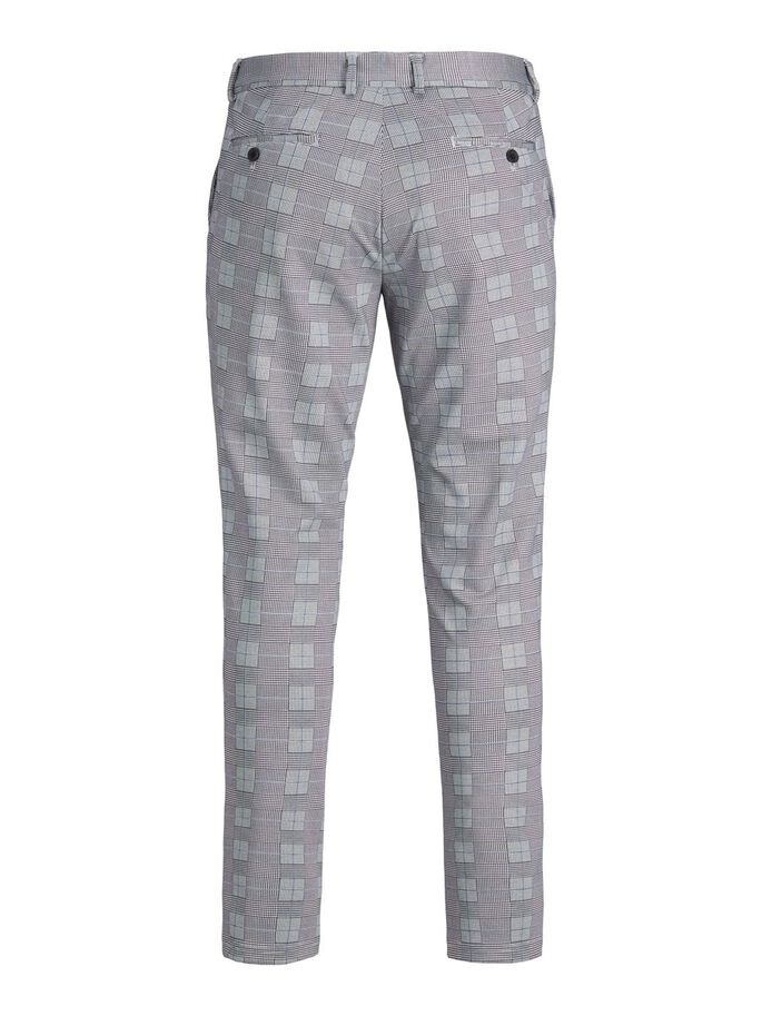 MARCO OHIL A CUADROS CHINOS, White, large