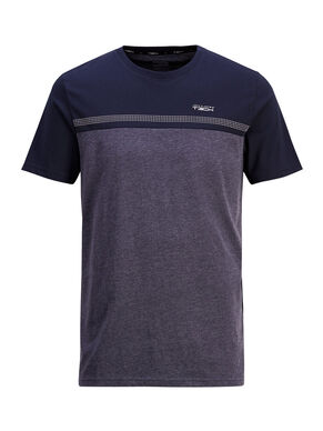 IMPRIMÉ SLIM FIT SPORT T-SHIRT