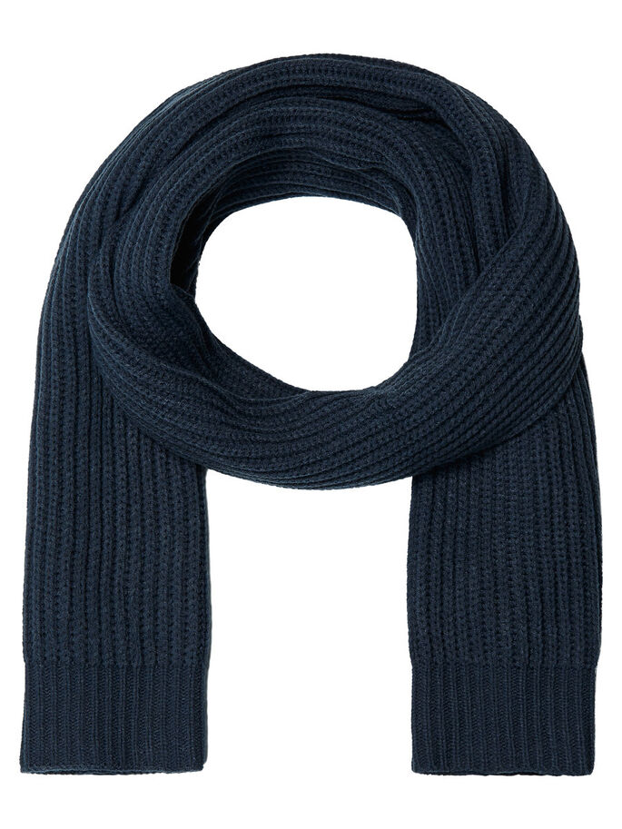 CLASSIC SCARF, Total Eclipse, large
