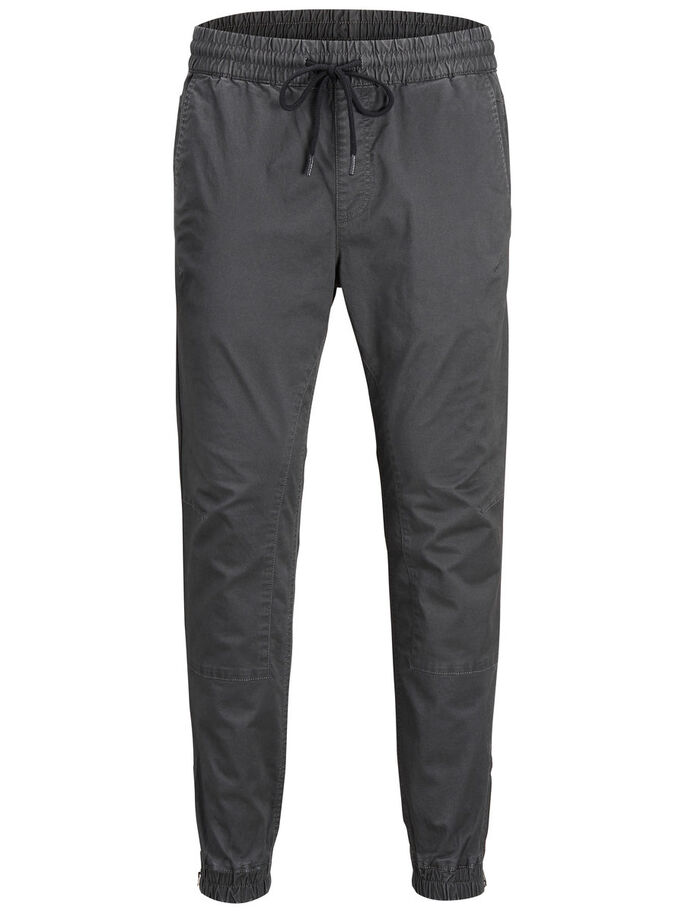 VEGA BOB WW SWEAT PANTS, Dark Grey, large