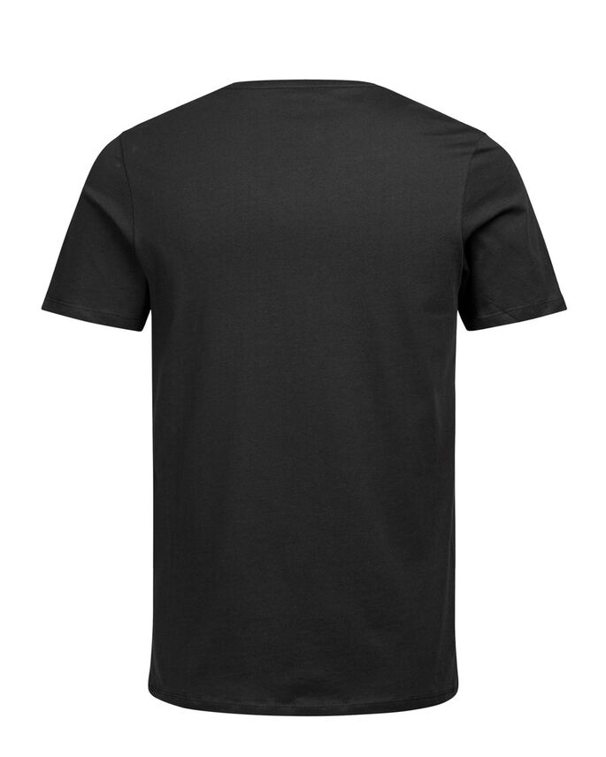 GRAPHIQUE T-SHIRT, Black, large