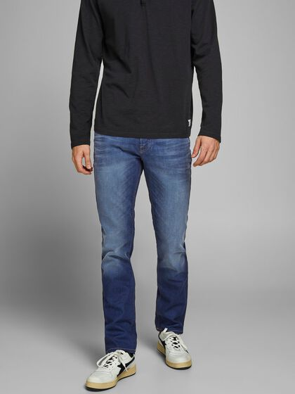 TIM ORIGINAL JOS 919 JEANS À COUPE SLIM/STRAIGHT
