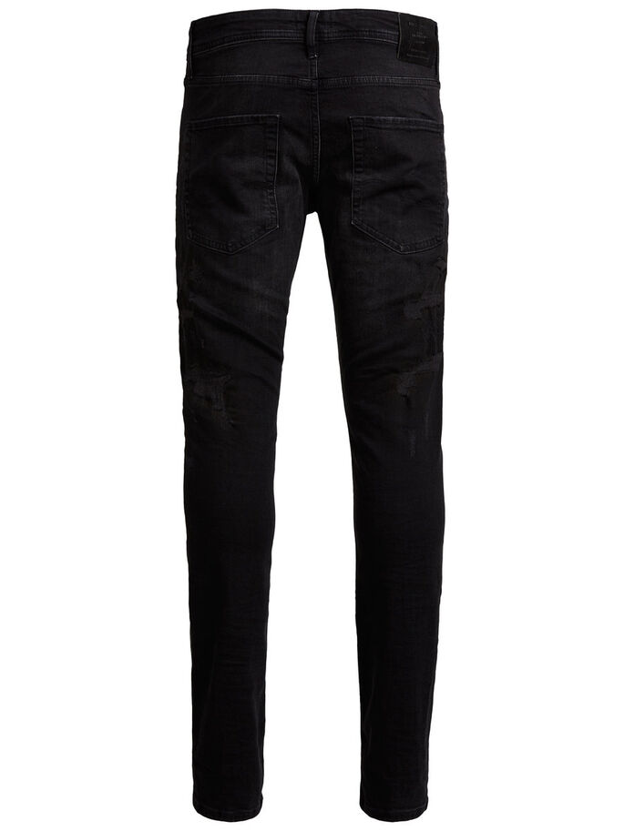GLENN ORIGINAL JOS 576 JEAN SLIM, Black Denim, large