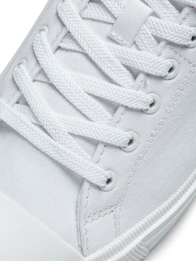 LET SNEAKERS, Bright White, large