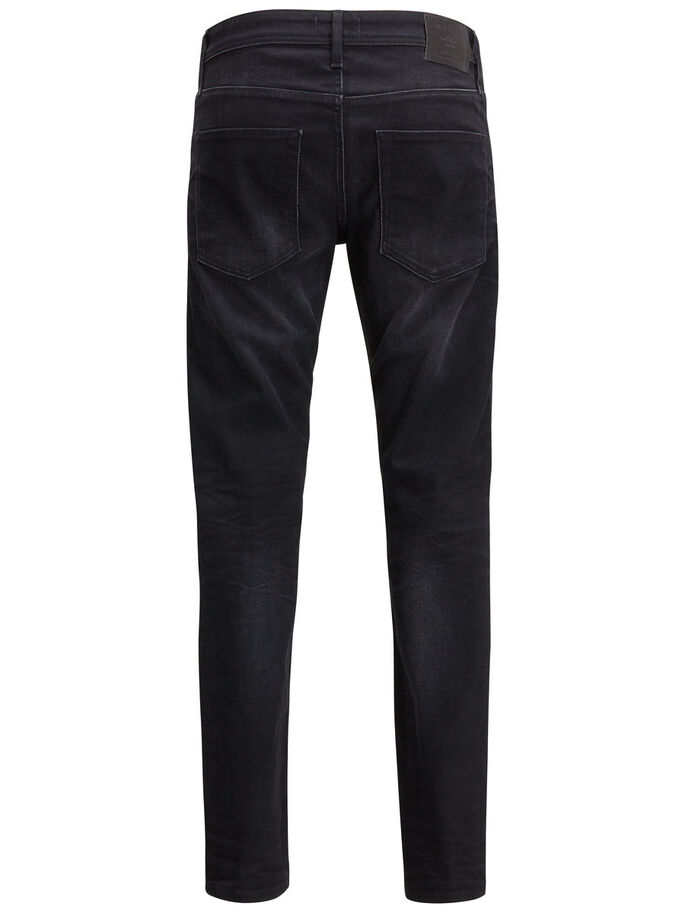 MIKE ORIGINAL JOS 941 JEAN COUPE CONFORT, Black Denim, large