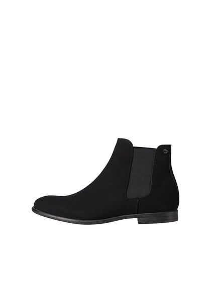 CHELSEA SUEDE BOOTS