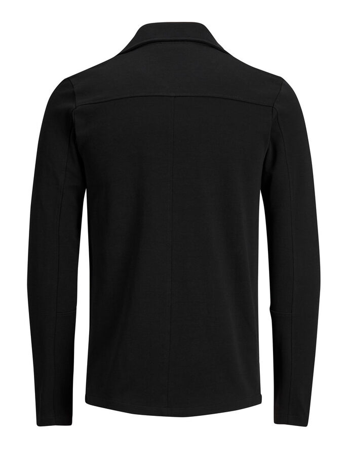 MOTARD SWEAT-SHIRT, Black, large