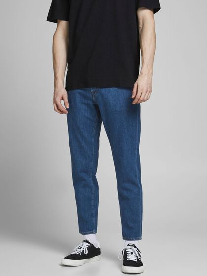 FRANK LEEN AM 236 TAPERED FIT JEANS