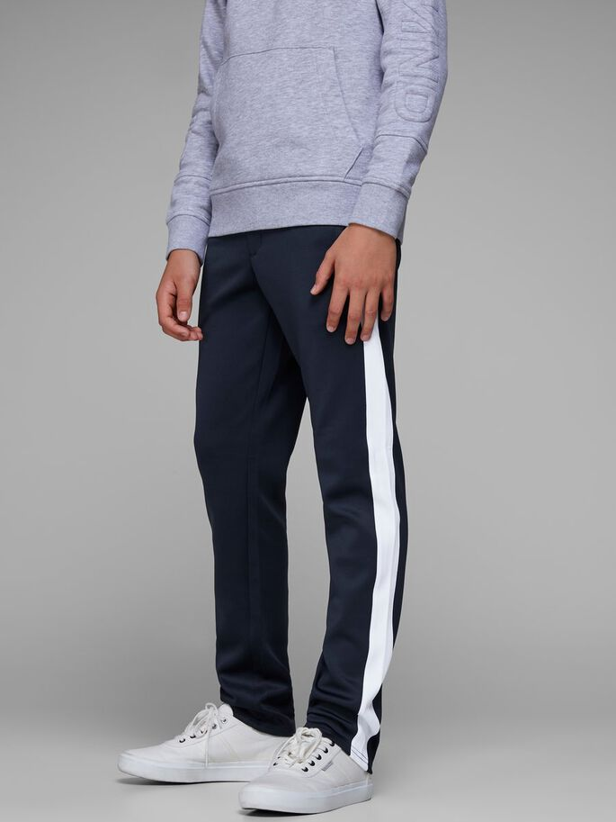 39f983a8 Boy's side striped joggers | JACK & JONES