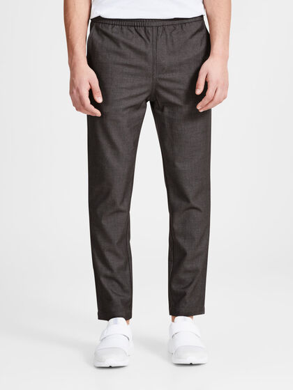 VEGA CHRIS WW LIGHT GREY MELANGE CHINOS