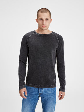 DERBER STRICKPULLOVER