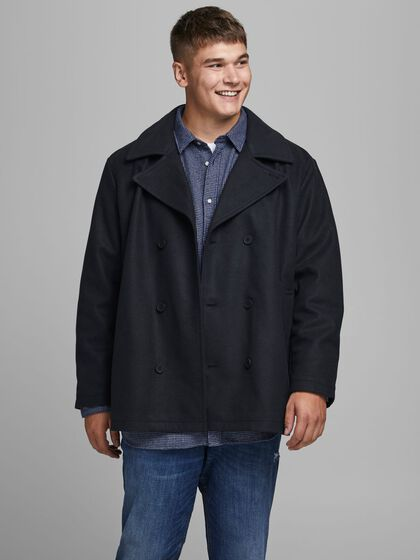 PEACOAT PLUS SIZE JAS