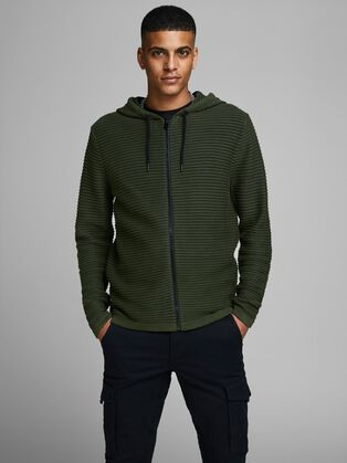 2eb69738052d Strickjacken für Herren | Cardigans | JACK & JONES