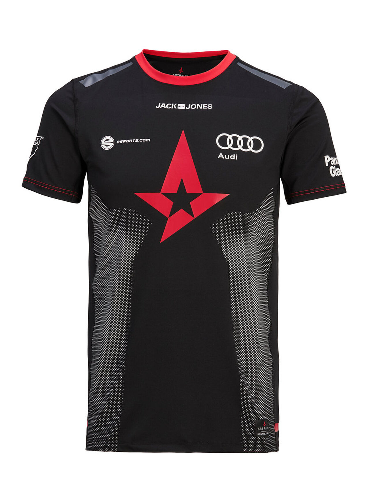 Astralis Officiel Esport Player Jersey